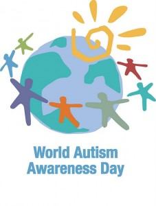 world autism awareness day april 2nd logo