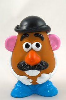 Mr Potato Head as a tool